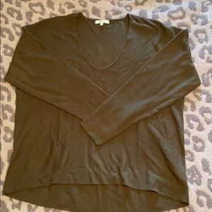 Madewell Olive Sweater